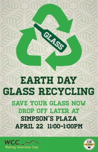 WCC Glass Recycling 4/22