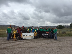 WCC partners with Devon Energy and BLM for Sage Grouse