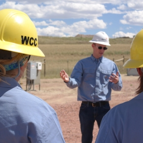 Devon Energy's Commitment Runs Deep in Conservation and theWCC