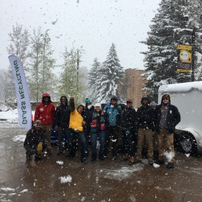2017 University of Wyoming Earth Day GlassRecycling