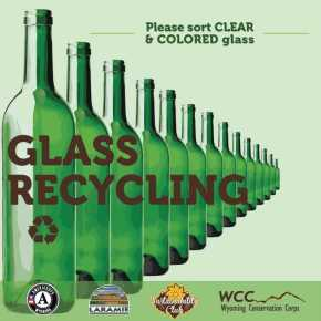 Glass Recycling 2018