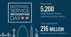 National Service Recognition Day